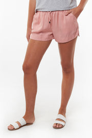 Relaxed Day Short - Musk | Shop All About Eve at IKON, Arrowtown NZ