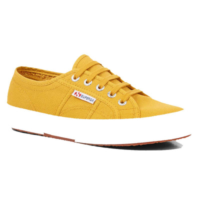Superga 2750 Cotu Classic - Yellow Golden | Shop Superga at IKON NZ