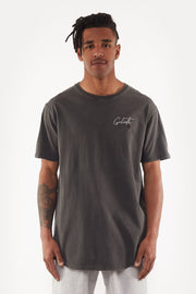 Air One Tee - Charcoal | Shop St Goliath Clothing at ikonnz.com NZ