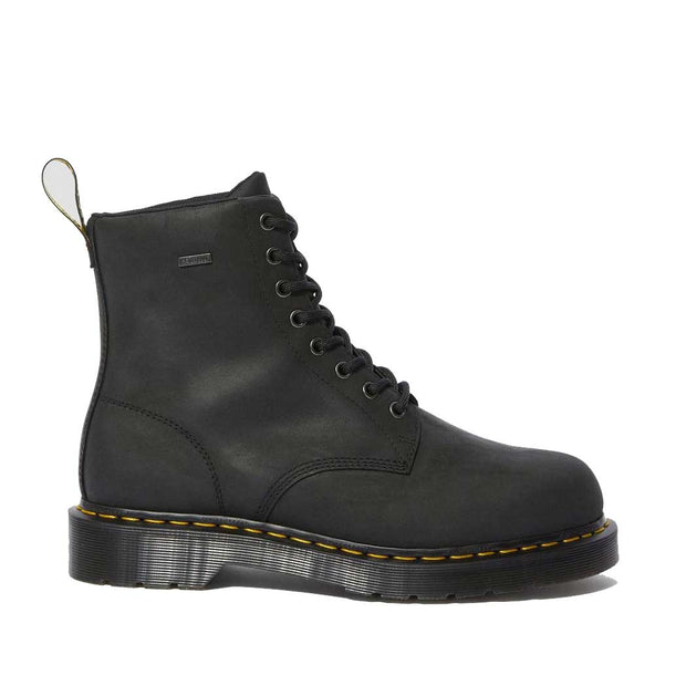 Doc Martens 1460 Waterproof Lace Up Boot - Black | Shop at IKON