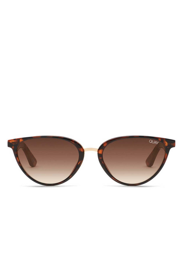Rumours - Tort/Brown | Shop Quay Glasses at IKON NZ