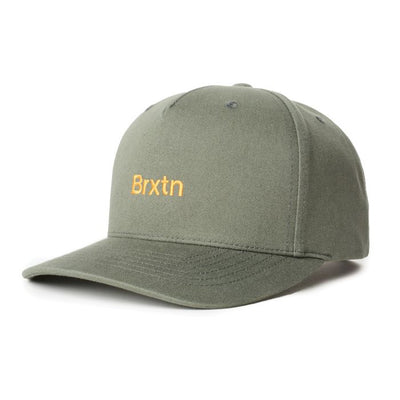 Brixton Gate II MP Snapback - Cypress | Shop at IKON