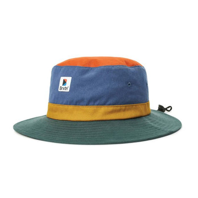 Brixton Gate II Bucket Hat - Multi shop online or in store at IKON
