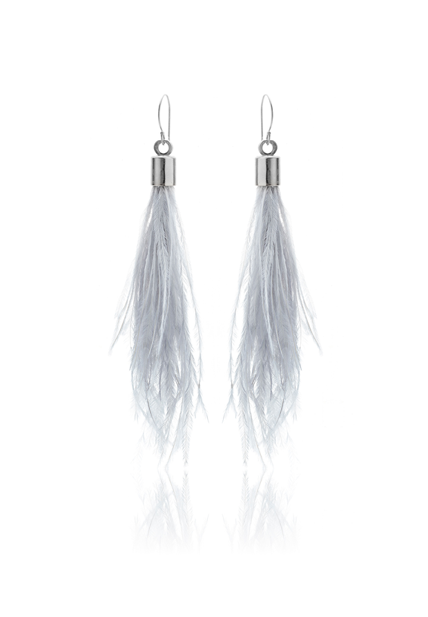 Blown Away Tassel Earrings | Shop Silk & Steel jewellery at IKON NZ