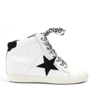 Mollini Afeeby White/Black | Shop Mollini Shoes at IKON NZ