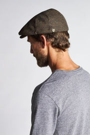 Brixton Holigan Snap Cap - Brown/Khaki