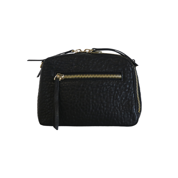 Izar Box Bag - Black