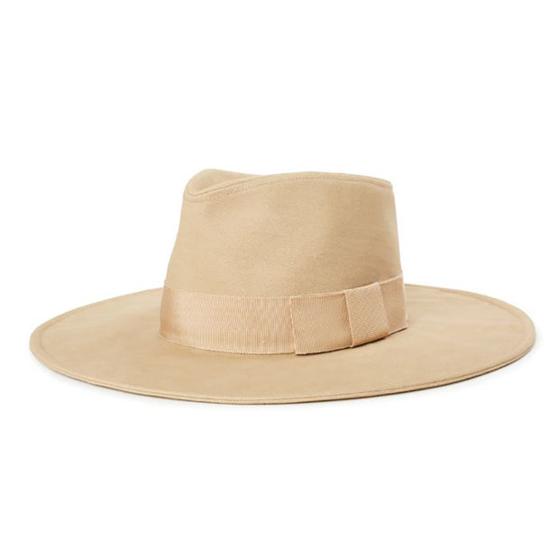 Brixton Joanna Cotton Hat - Light Tan
