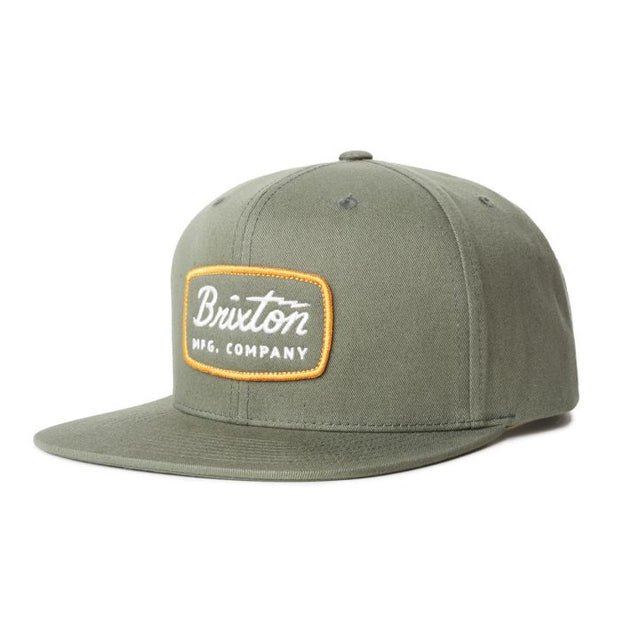 Brixton Jolt Snapback - Cypress | Shop Brixton at IKON NZ