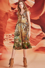 Cooper Safari Ready Dress Jungle Print