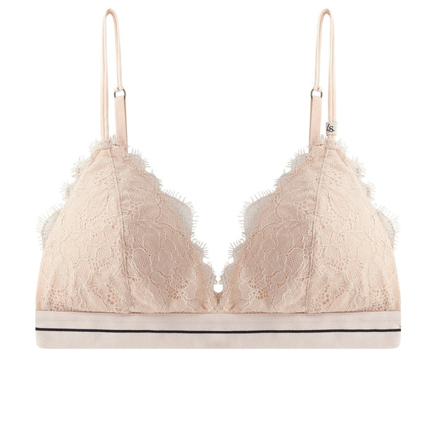 Darling Lace Bralette Sand | shop Love Stories at IKON, Arrowtown, NZ