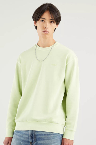 Relaxed Crewneck Sweater | Shop Levis at IKON NZ