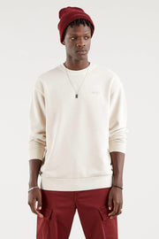 Mens Relaxed MV Crew - Pumice Stone | Shop Levis at IKON NZ