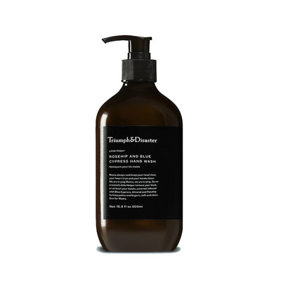 Little Helper Hand Wash 500ml | Triumph & Disaster skincare at ikonnz.com