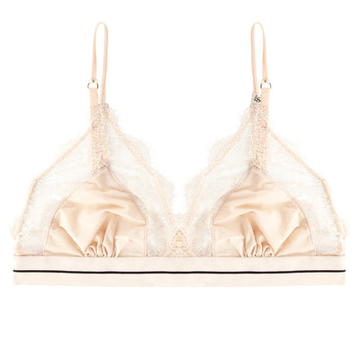 Love Lace Bralette Sand | shop Love Stories at IKON, Arrowtown, NZ