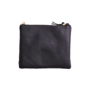 Mickey Clutch - Black Hide 2