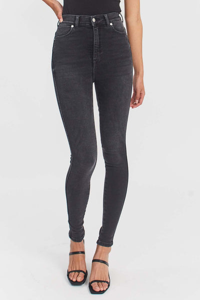 Moxy Jean - Black Mist | Shop Dr Denim at IKON Arrowtown