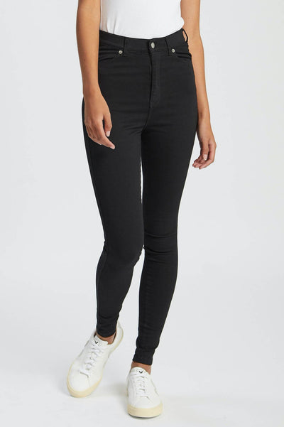 Moxy Jean - Black | Shop Dr Denim at IKON Arrowtown