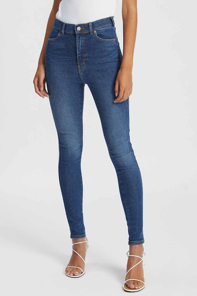 Moxy Jean Westcoast Dark Blue | Shop Dr Denim at IKON Arrowtown