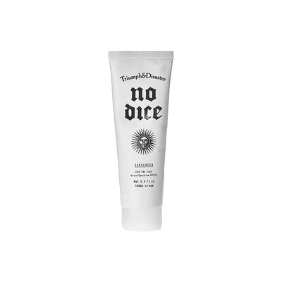 No Dice Sunscreen 100ml | Triumph & Disaster skincare at ikonnz.com