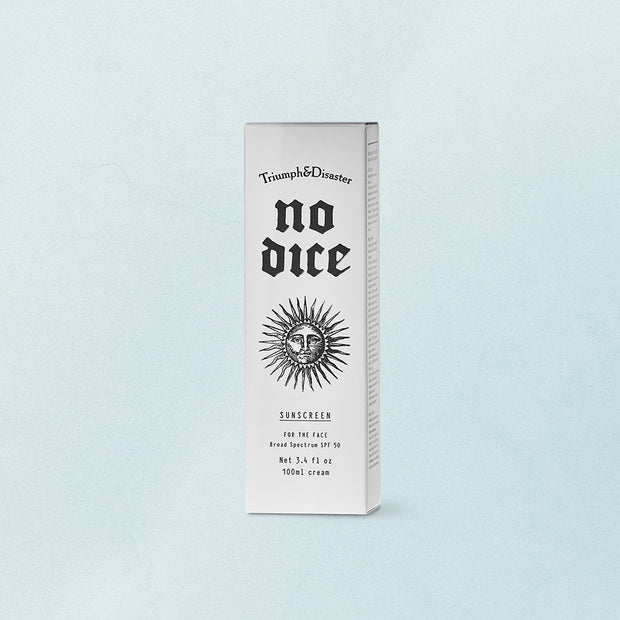 No Dice Sunscreen 100ml