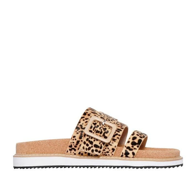 Ollie Slide Leopard shop online or in store at IKON