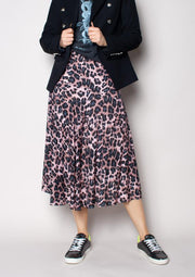 The Drifter Skirt Leopard Jacquard | Shop The Others at IKON NZ