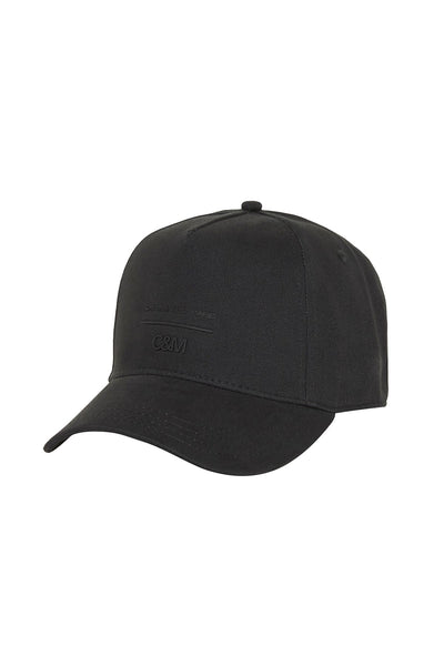 George Cap -Dark Charcoal | Shop Camilla and Marc at IKON Arrowtown NZ