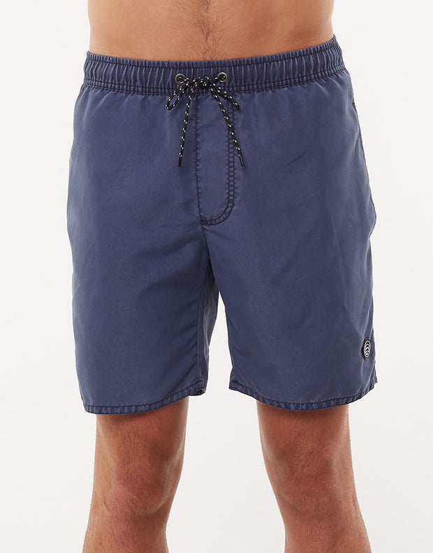 Illusion Short - Navy | Shop St Goliath Clothing at ikonnz.com NZ