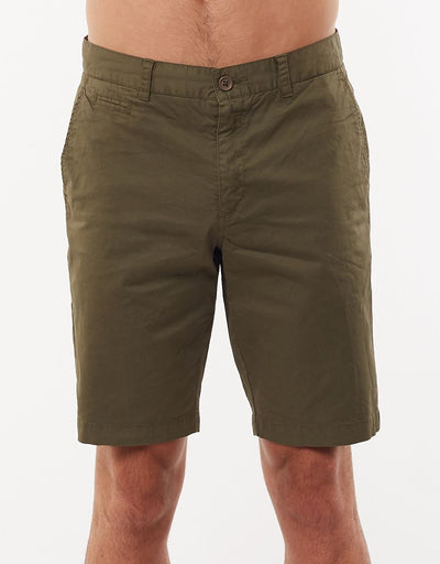 Trainspotting FW Short - Khaki | Shop St Goliath Clothing at ikonnz.com NZ
