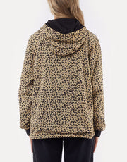 Leopard Reversible Spray Jacket
