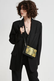 Ninja Star Bag - Snake | Shop Stolen Girlfriends Club SGC at IKON