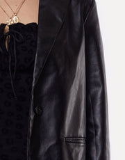 Jorge Brooklyn Blazer - Black