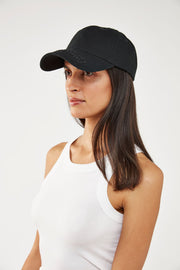 Colorado Cap - Black W/Black | Shop Camilla and Marc at IKON Arrowtown NZ