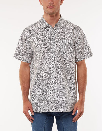 Slick Rick SS Shirt - White | Shop St Goliath Clothing at ikonnz.com NZ