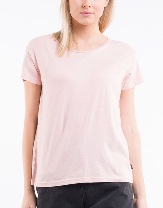 Polly Tee - Pink | Shop Silent Theory at IKON Arrowtown NZ
