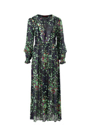 Cooper I'm Maxied Out Dress - Black Floral | Shop Cooper at IKON