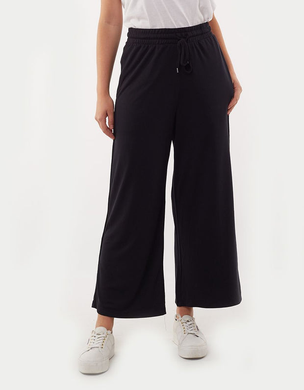 Womens Milan Culottes - Black | Shop Silent Theory at IKON NZ