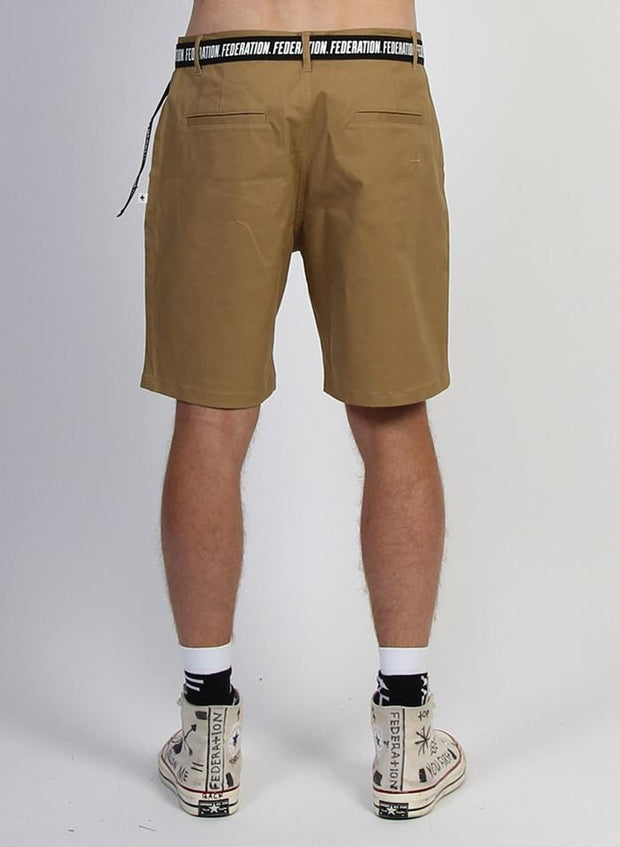 Mens Perfect Chino - Tan
