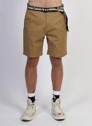 Mens Perfect Chino - Tan shop online or in store at IKON