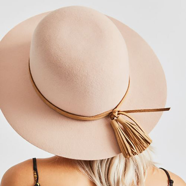 Brixton Phoebe Hat - Cameo/Neutral