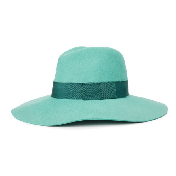 Brixton Piper Hat Sea Green