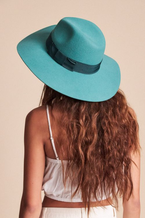 Brixton Piper Hat - Sea Green