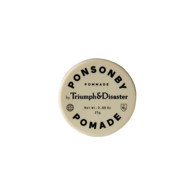 Ponsonby Pomade Little Puck | Triumph & Disaster skincare at ikonnz.com