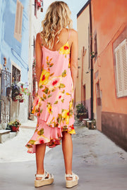 Cooper One In a Frillion Dress - Pink Floral