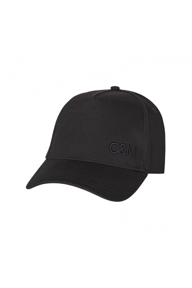 Wayside Cap - Black | Shop Camilla and Marc at IKON Arrowtown NZ