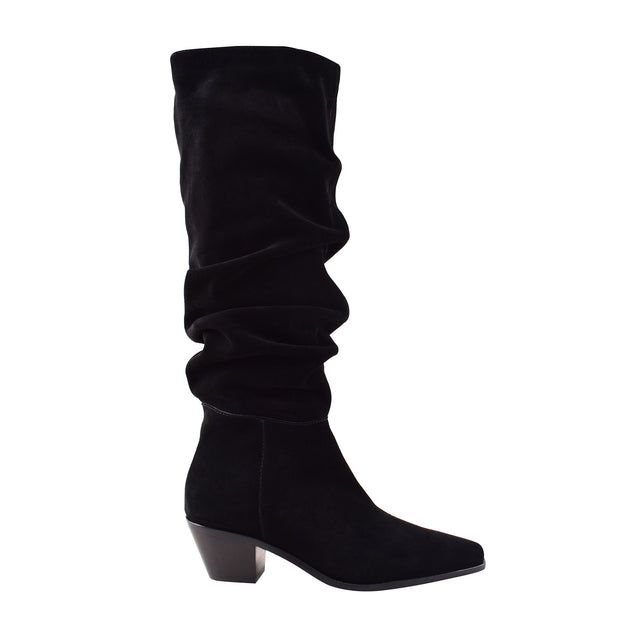Tyler Boot - Black Suede | Shop Sol Sana at IKON, Arrowtown NZ