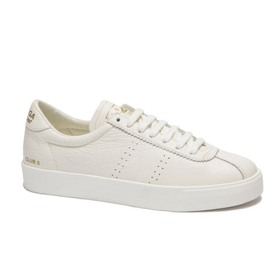 Superga 2843 Clubs Tumbled Leatheru | Shop Superga at IKON NZ