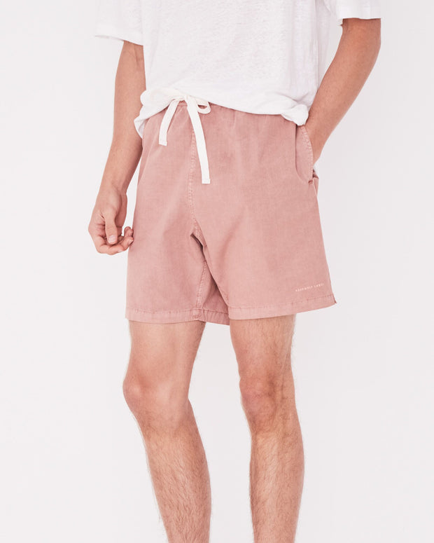 Mens Ocean Swim Short - Cameo Pink