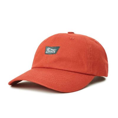 Brixton Stith LP Cap - Picante shop online or in store at IKON